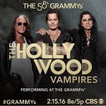 Vampires no Grammy 2016